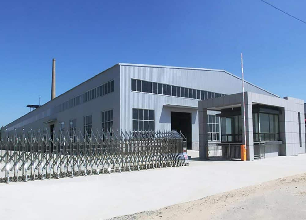 warehouse and work shop
