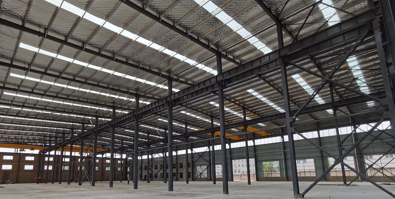 Dorian Build 3600 Square Meters Steel Building in Burkina Faso 02