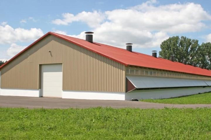 Chicken House Farm Building