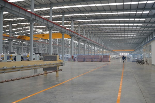 Dorian warehouse and workshop